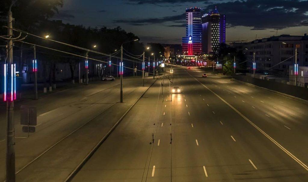 Системы удаленного управления светодинамикой
