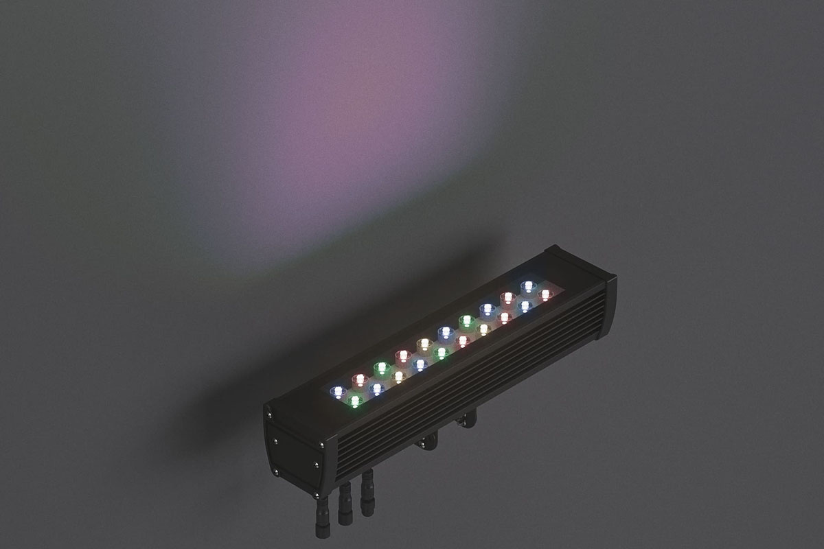 Архитектурный gb прожектор