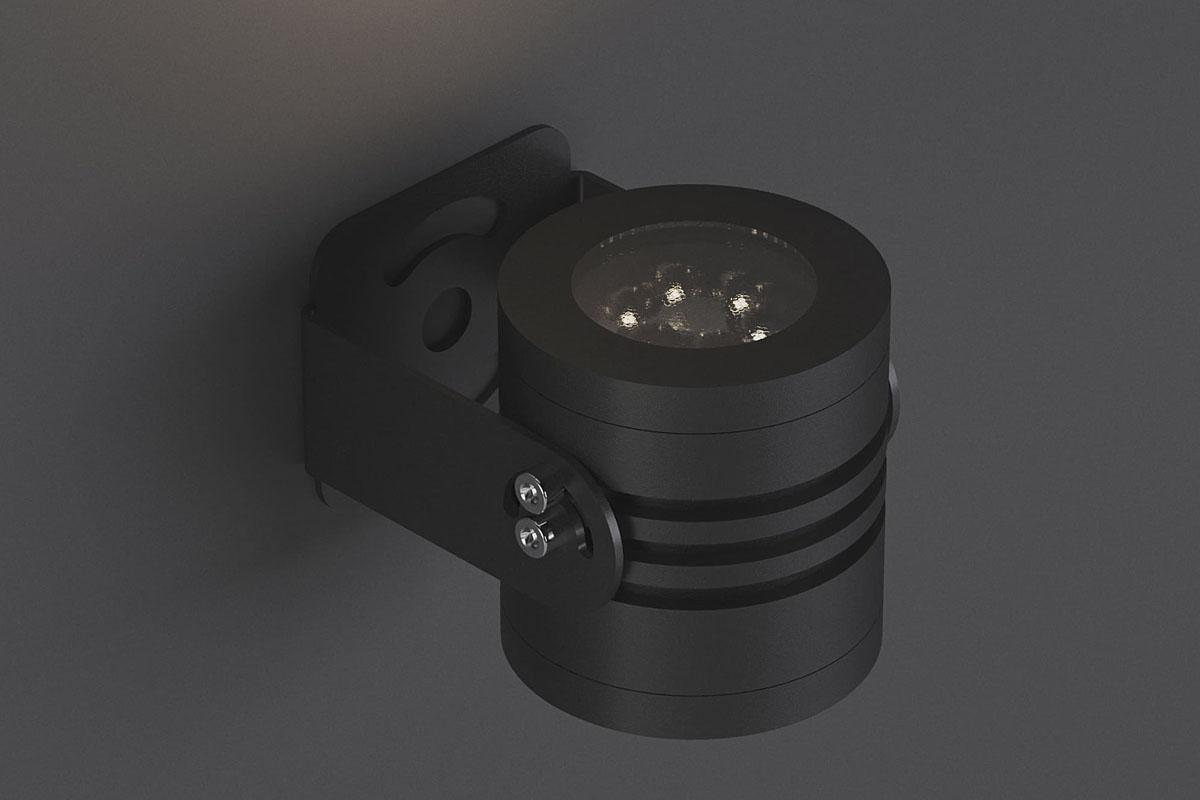 Архитектурный акцентный светильник XRAY6
