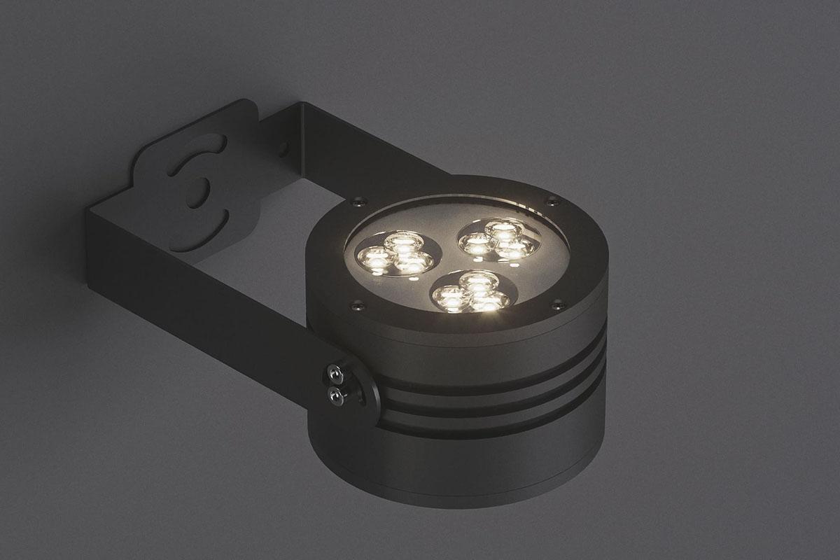 Архитектурный акцентный светильник XRAY9