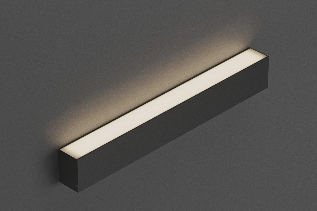 Архитектурный линейный светильник XLINE