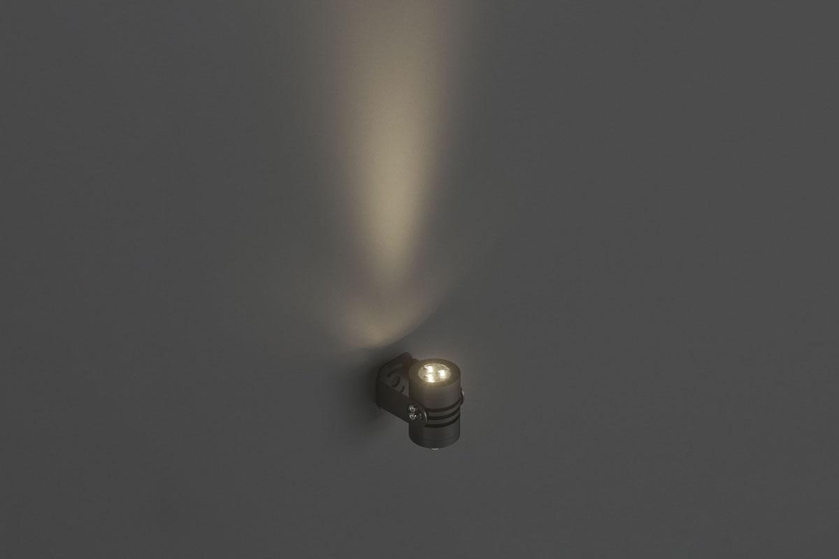 акцентный архитектурный светильник