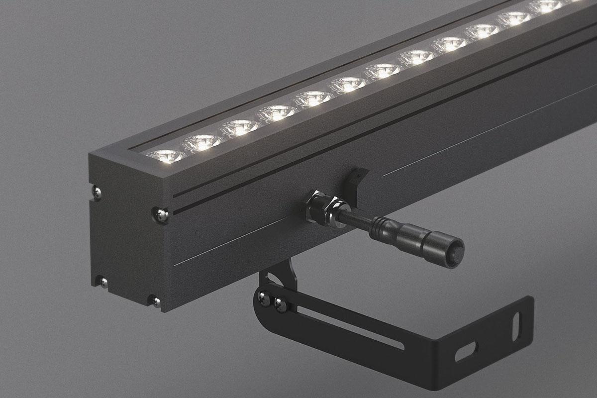 Архитектурный линейный светильник XBAR