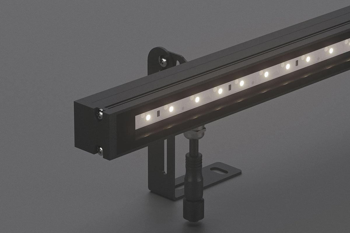 Архитектурный линейный светильник XBAR-SW