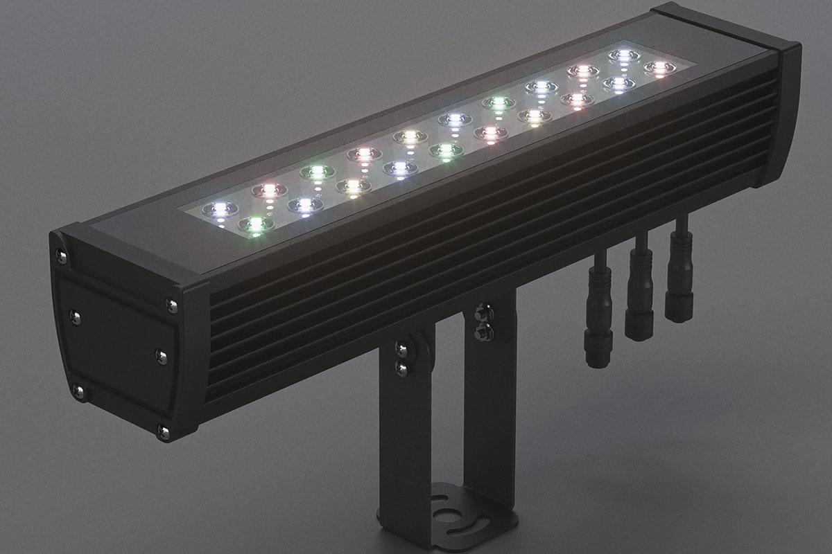 Архитектурный RGB прожектор XFOCUS