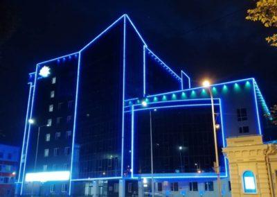 Административное здание АО «ДРСК»