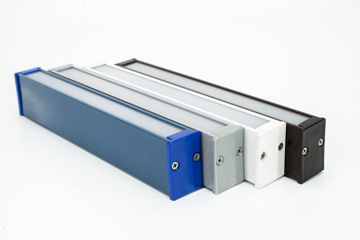 Архитектурный линейный светильник XCONTOUR PWM