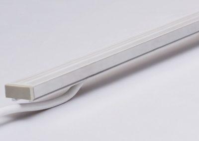 Линейный контурный архитектурный светильник