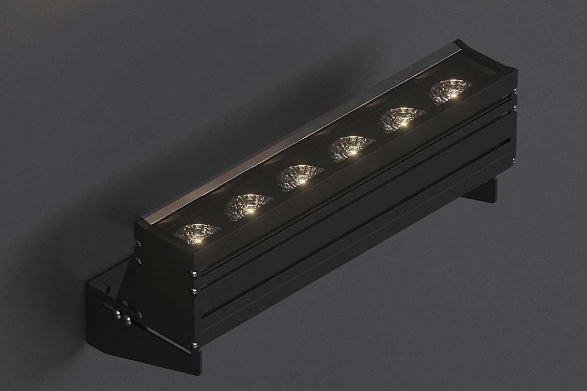 Компактный акцентный светильник