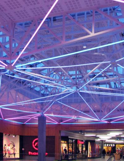 Подвесные светодиодные трубки, светильники