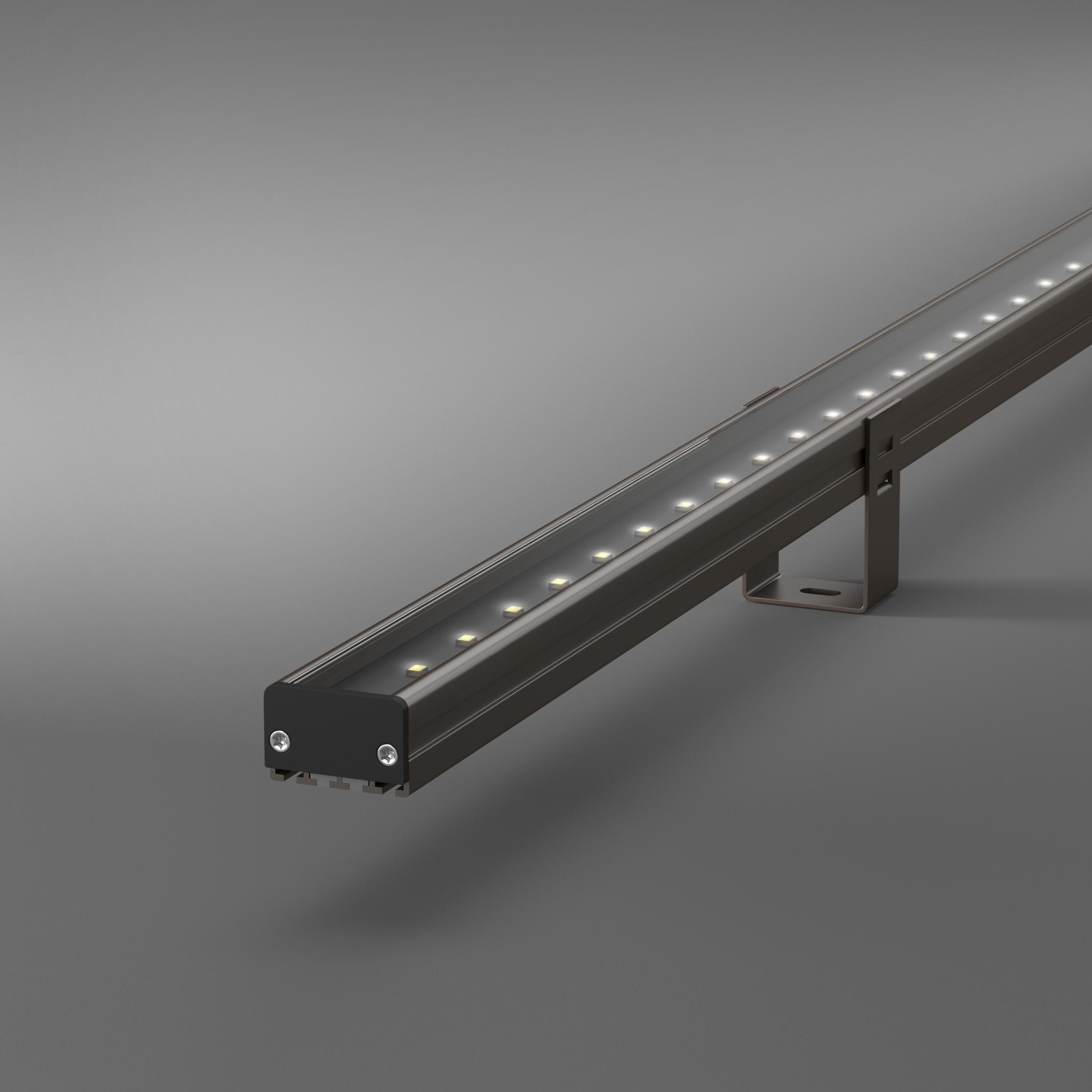 Контурный архитектурный светильник