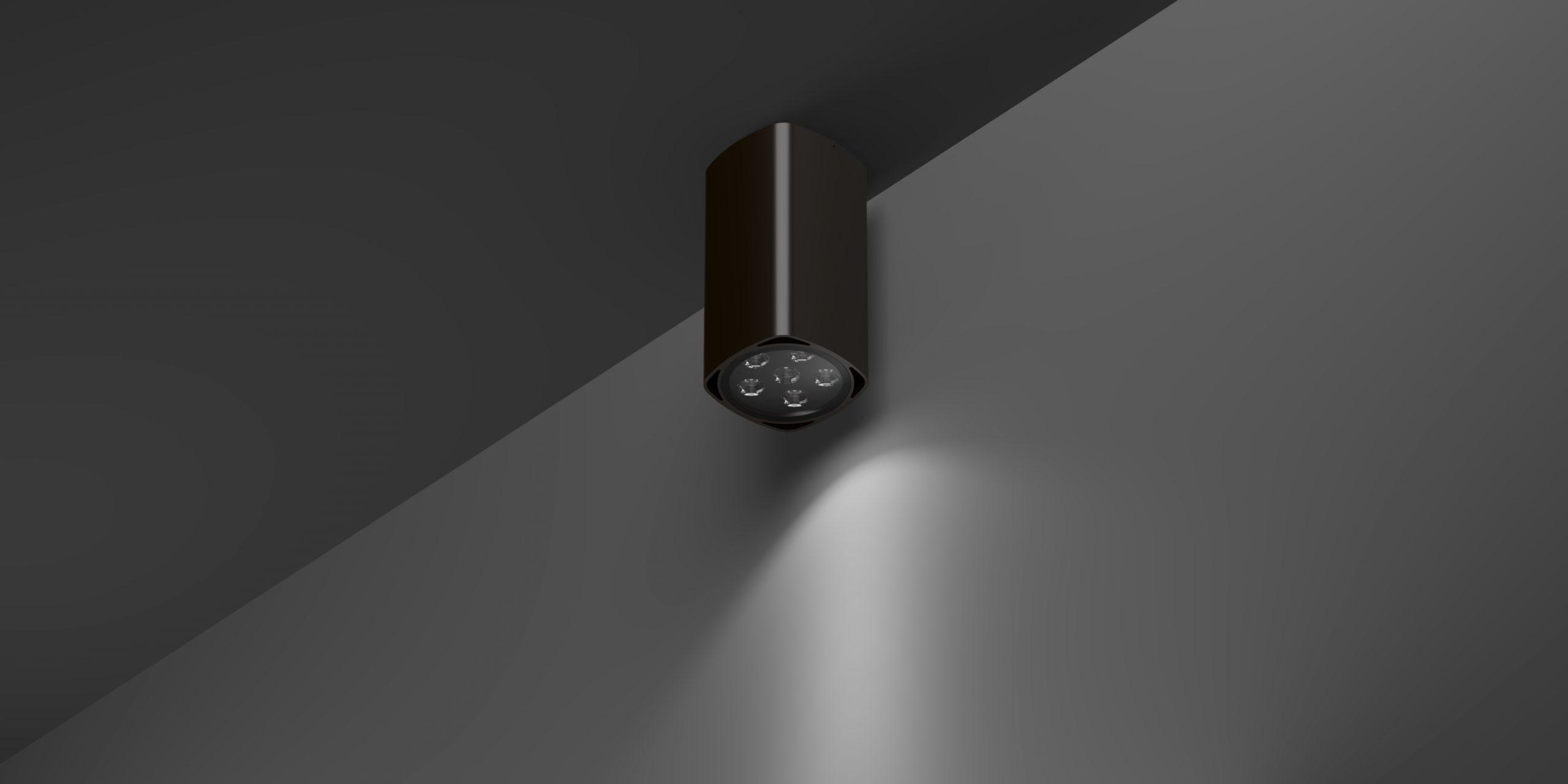Архитектурный светильник потолочный