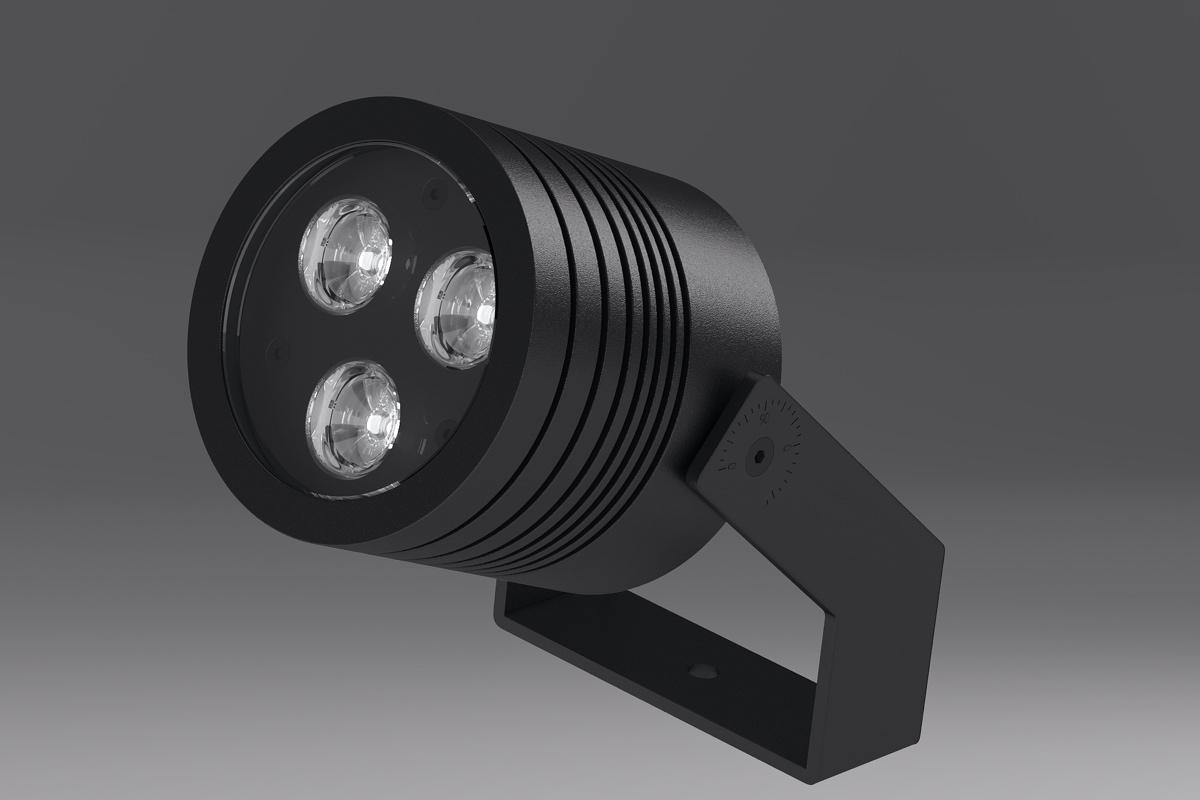 Архитектурный акцентный светильник прожектор Signum