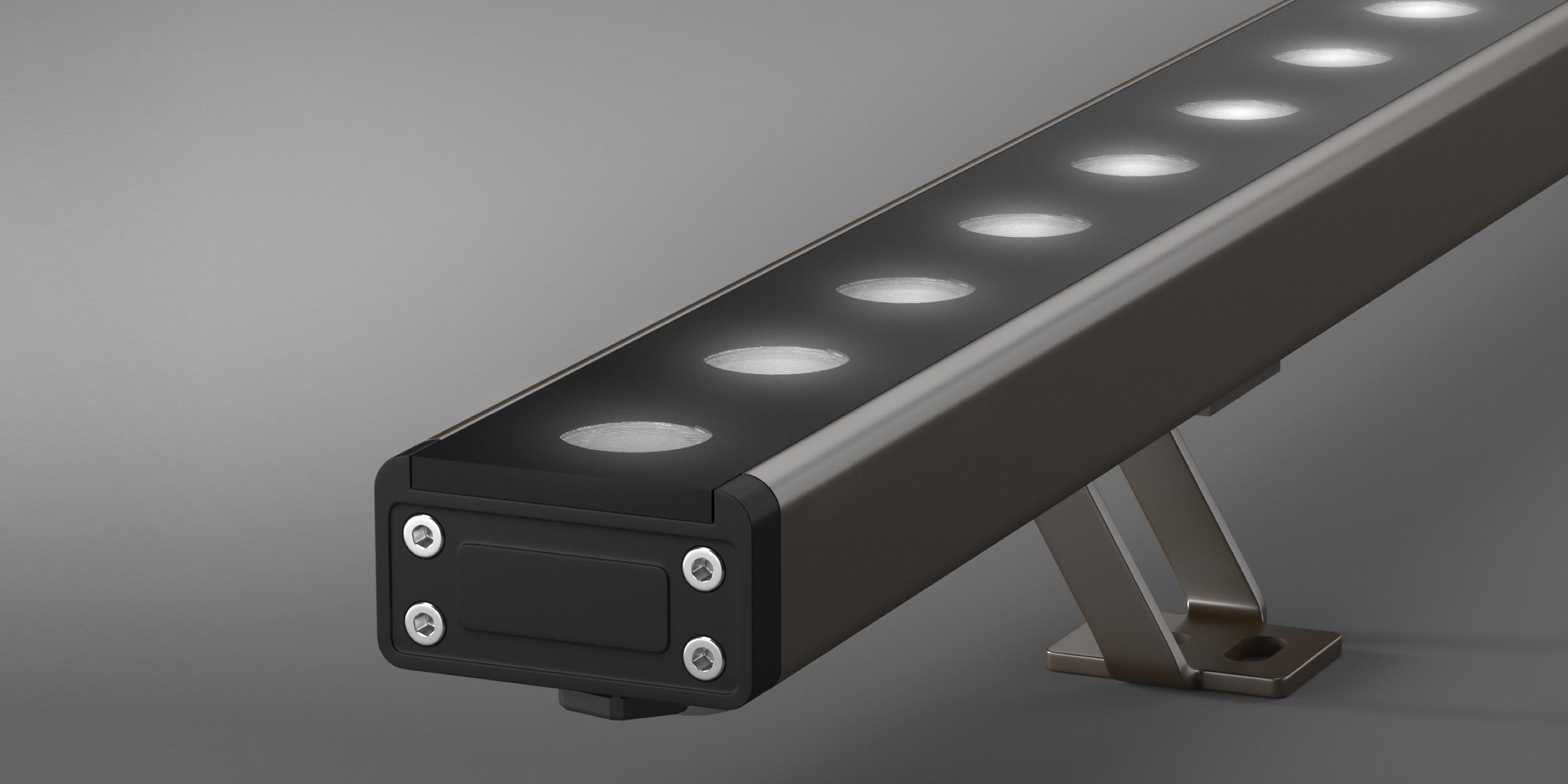Архитектурный линейный светильник Stria