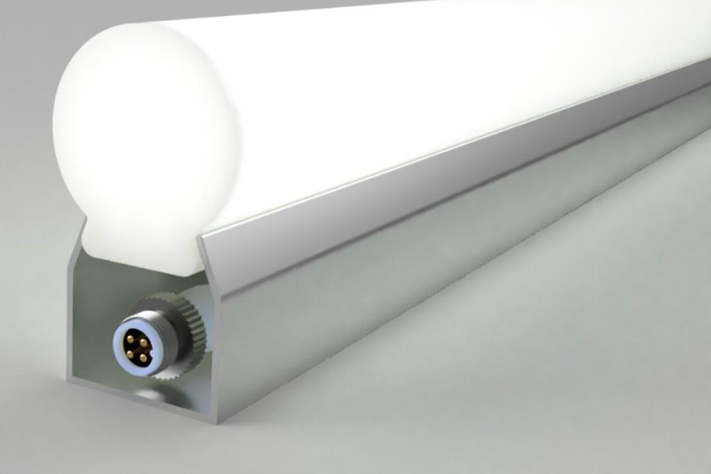 Архитектурный линейный светильник Lednum-AL-2613
